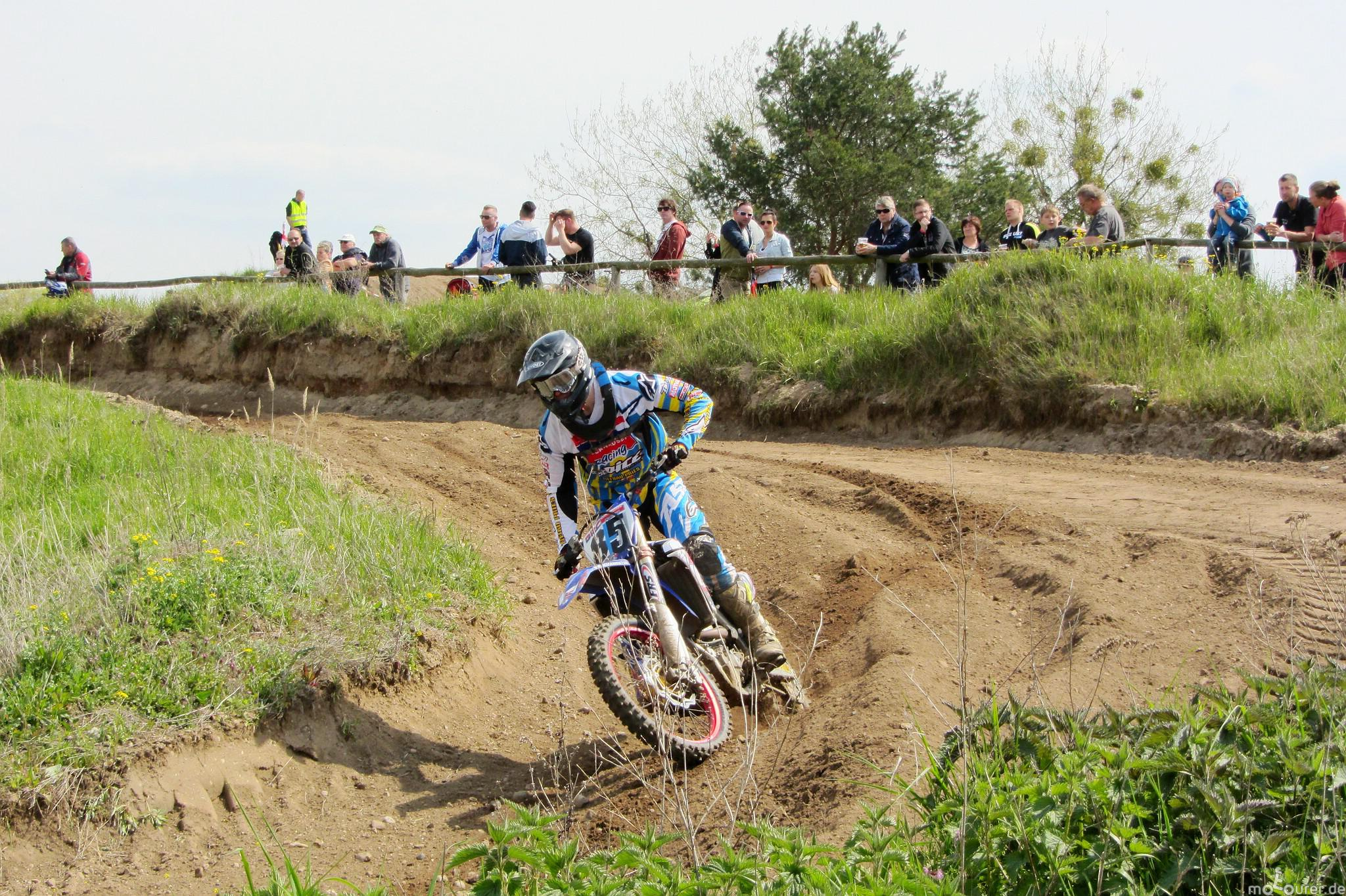 Motocross in Wriezen