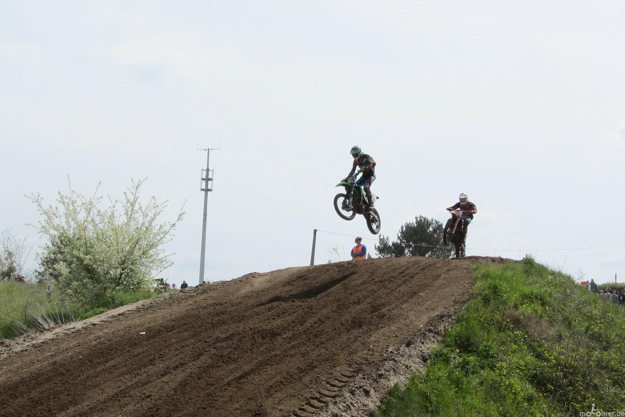Motocross in Wriezen